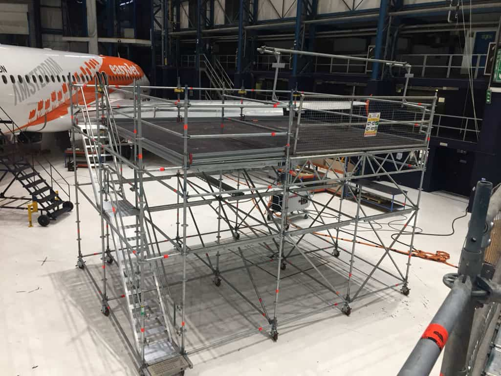 Airport Scaffolding 2