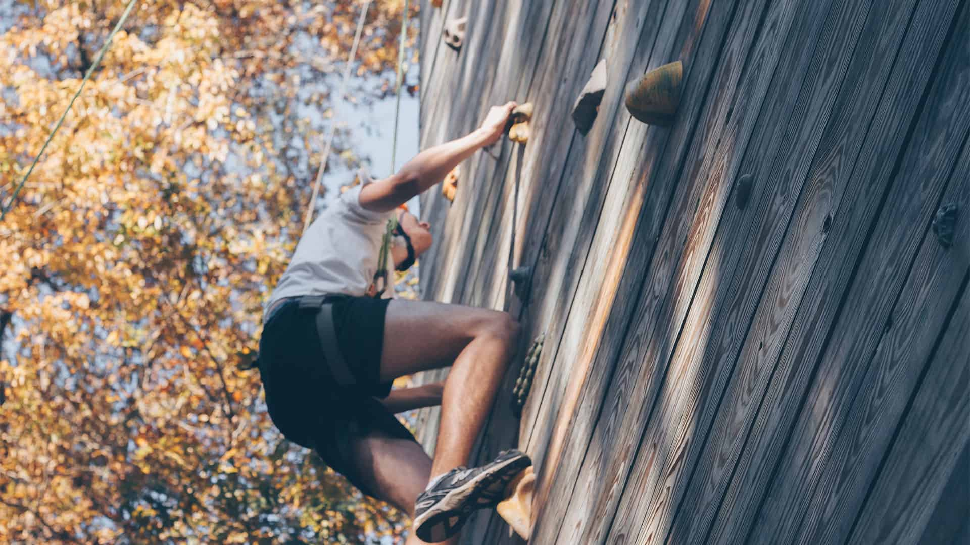 Climbing Walls Hero
