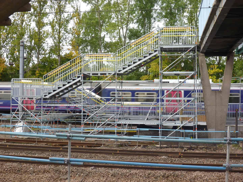Public Access Bridges Staircase 3