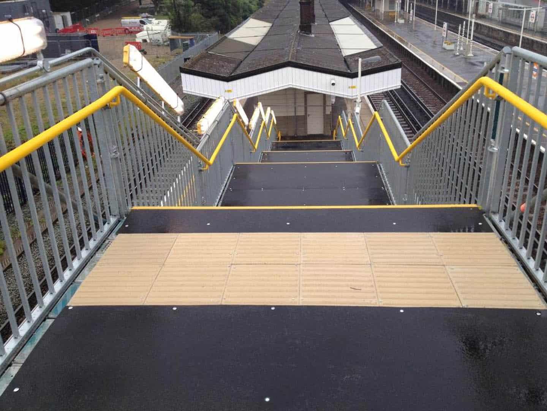 Public Access Bridges Staircase 4