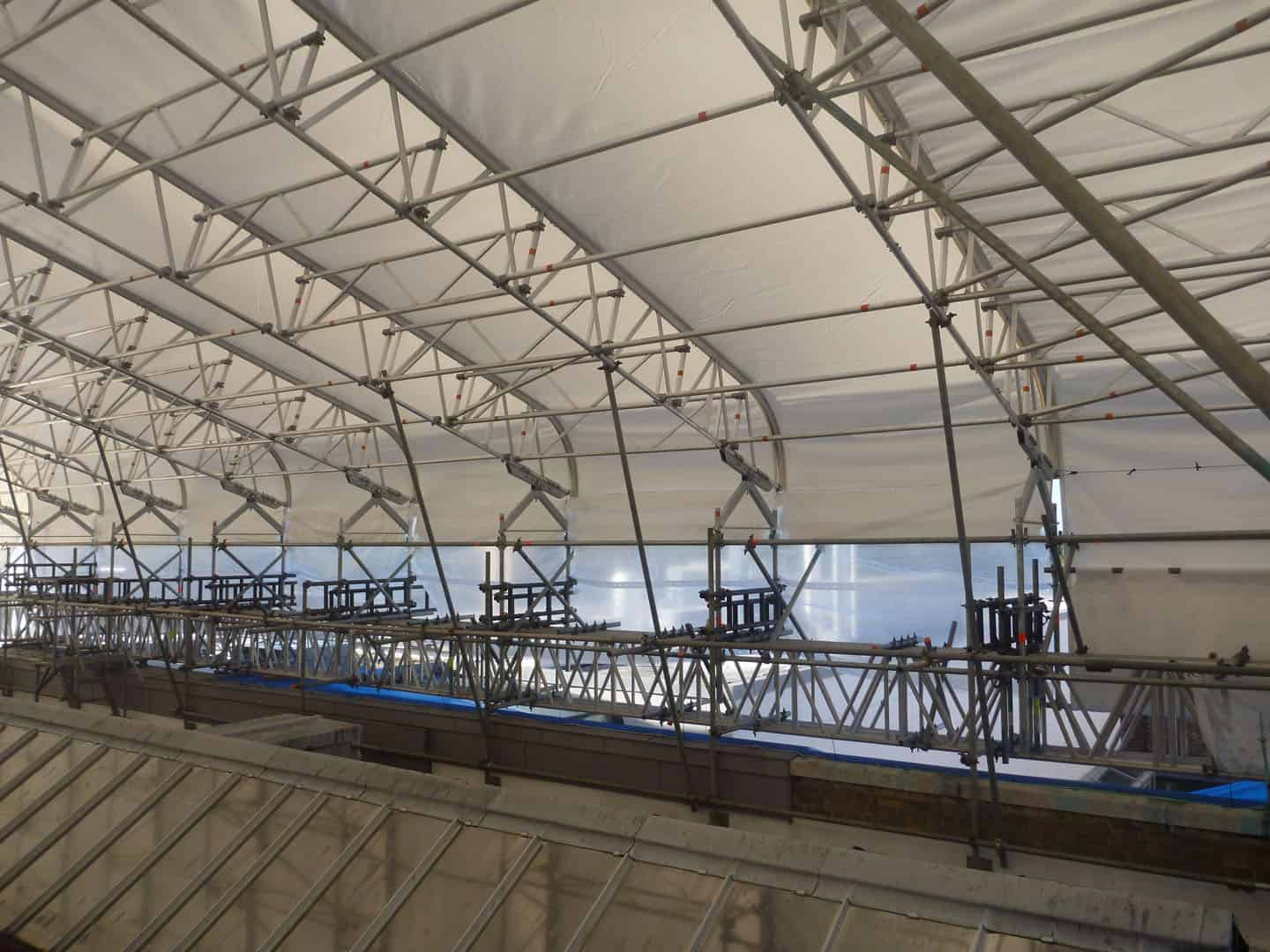Temporary Roof Systems 2