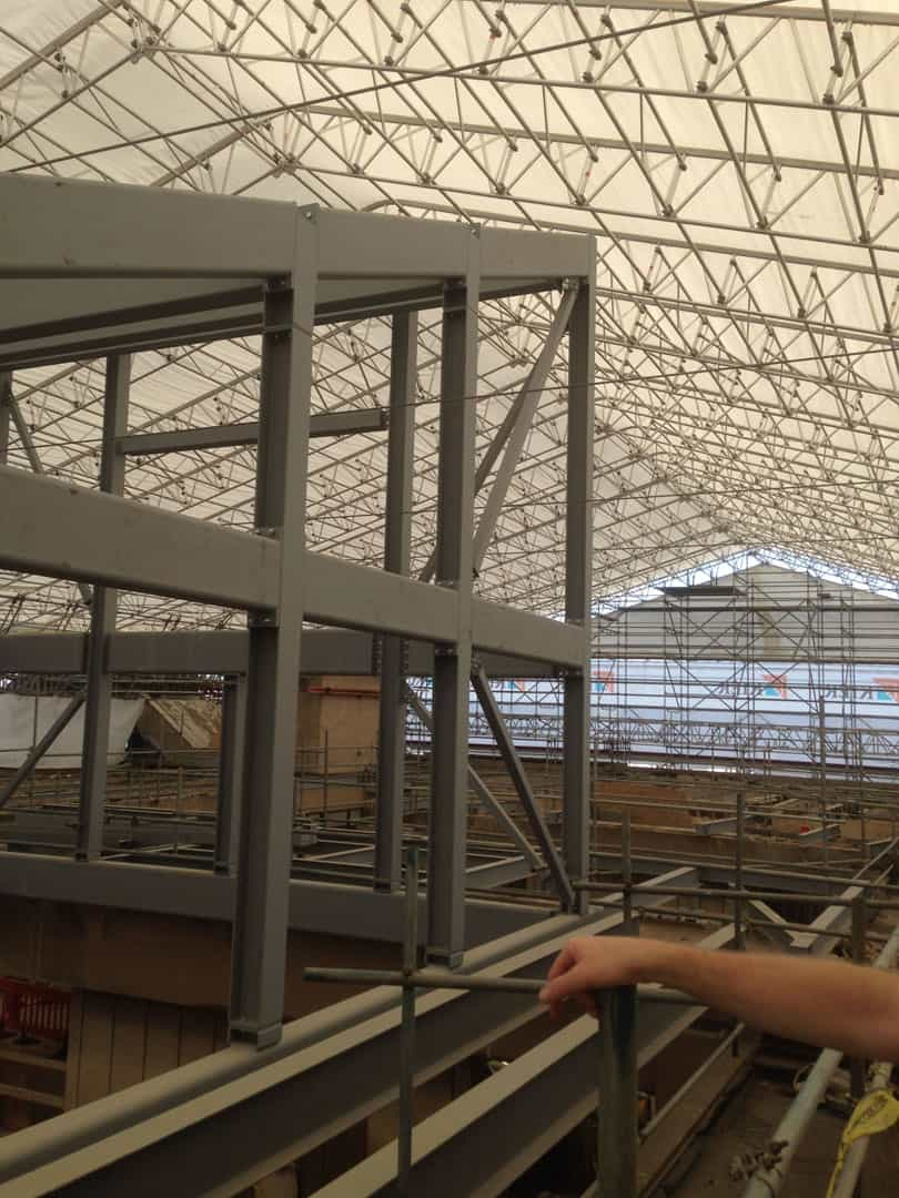 Temporary Roof Systems 5