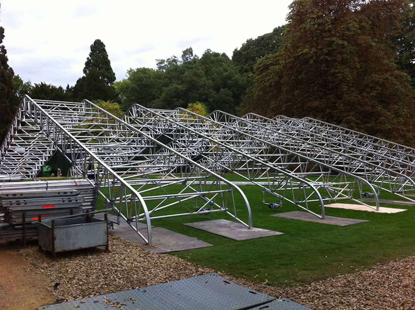 Temporary Roof Systems 6
